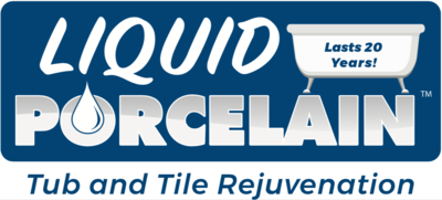 Southfield Michigan Refinishing - In Liquid Porcelain Fresh Baked Porcelain Look and Feel