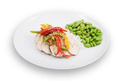 Sweet & Spicy Pepper Chicken