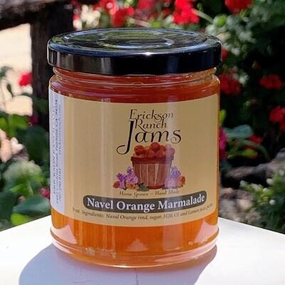 Navel Orange Marmalade
