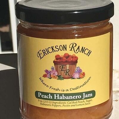 Peach Habanero
