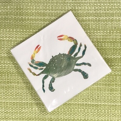 Crab Cocktail Napkins