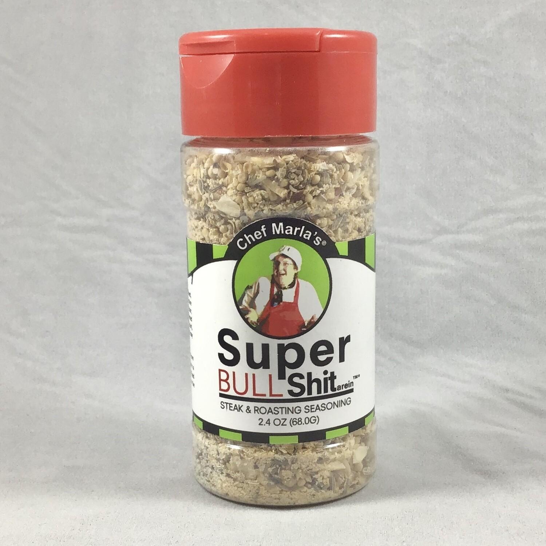 Chef Marla's Super Shit Spices