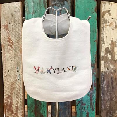 Maryland Baby Bib