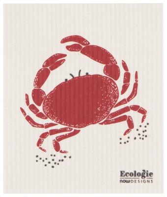 Crab Swedish Dish Cloth