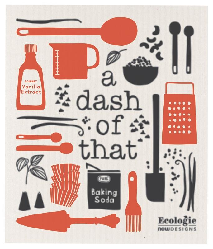 A Dash of That Swedish Dish Cloth