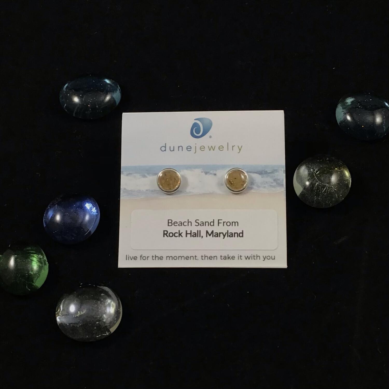 Dune Jewelry- Dune Drop Stud Earrings