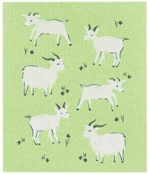 Goats Swedish Dish Cloth