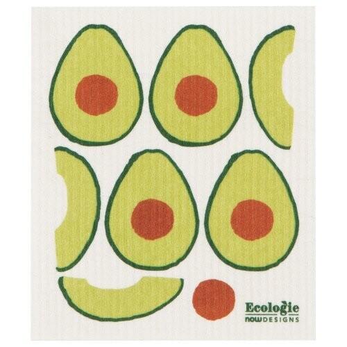 Avocados Swedish Dish Cloth