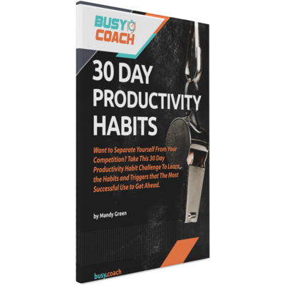 30 Days Productivity Habits