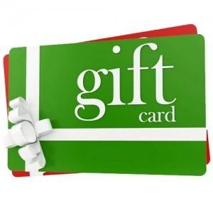 Gift Card- $300