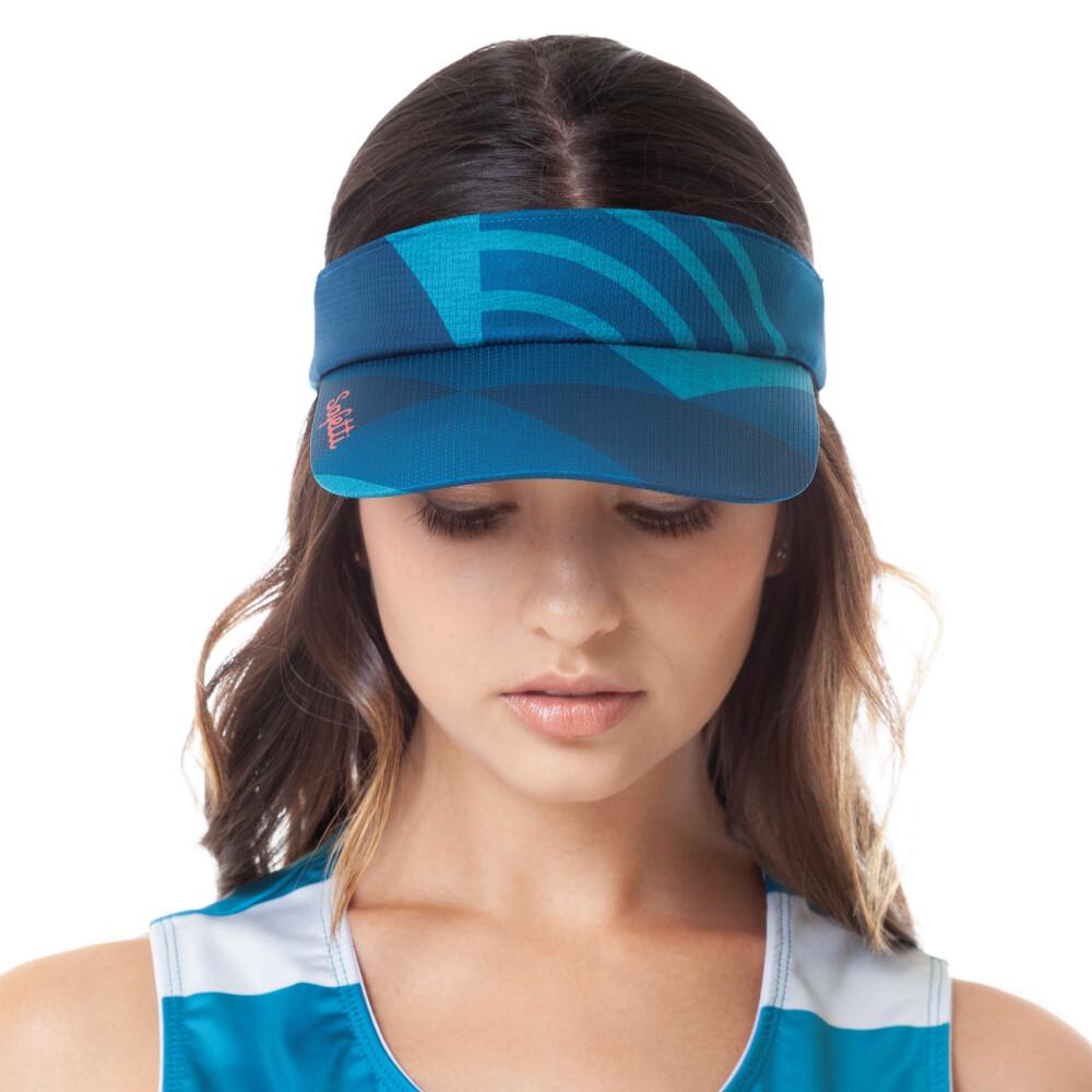 Visor - Ephemeral Blue