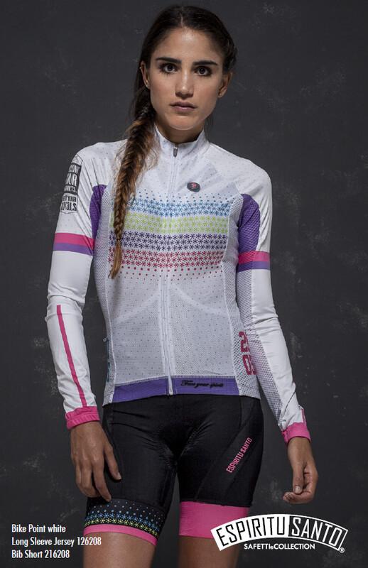 LSJ - Bike Point White