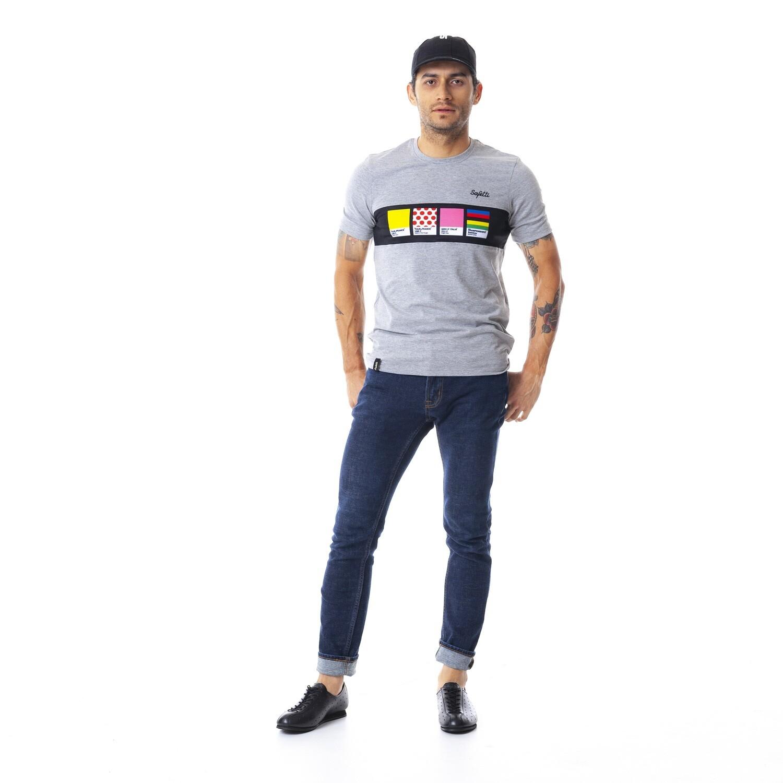 Tshirt - Cycling Pantone