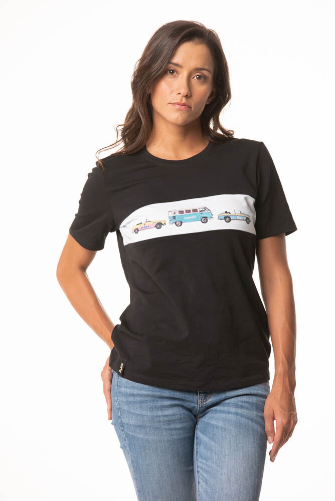 Tshirt - Corso di Servicio Black