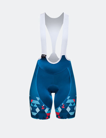 Bib Shorts - Abstraction