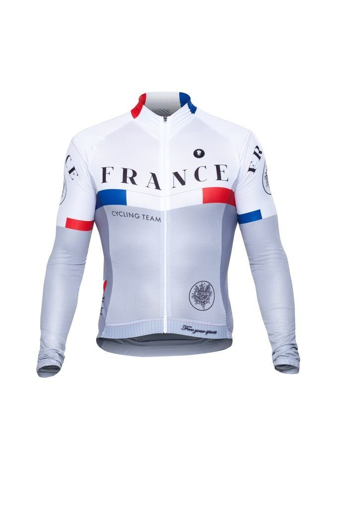 Long Sleeve Jersey - Nations France