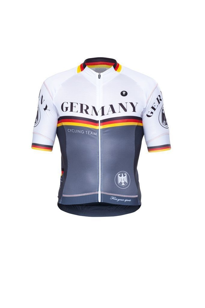 Short Sleeve Jersey - Nations Germany
