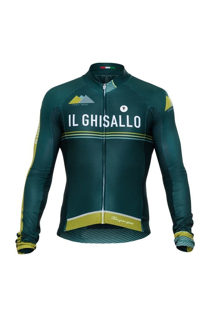 Long Sleeve Jersey - IL Ghisallo