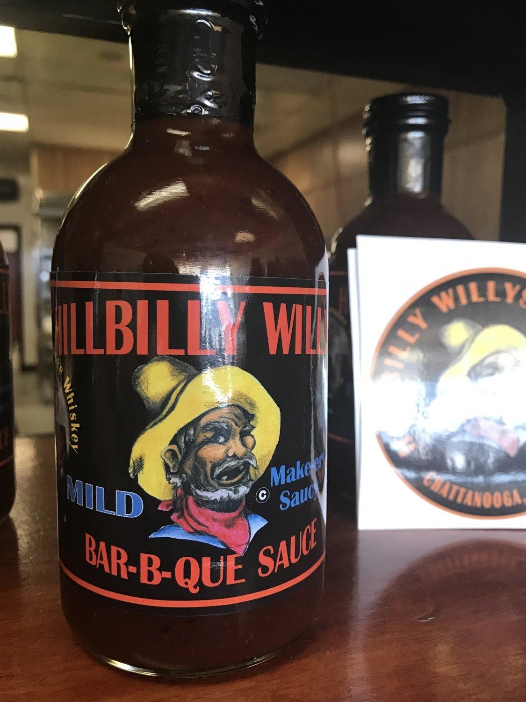 Mild BBQ Sauce
