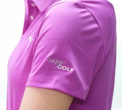 New! Dare to Golf Shirt