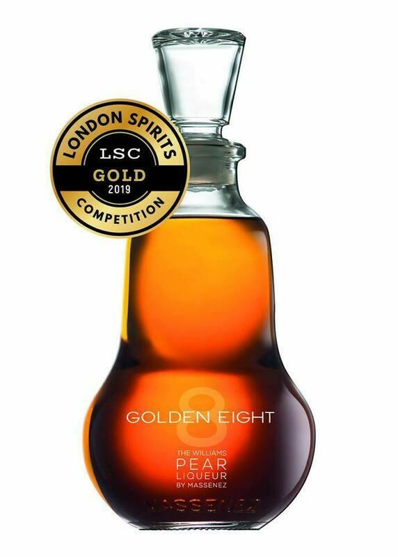 Likér GOLDEN EIGHT, 70cl, 25%
