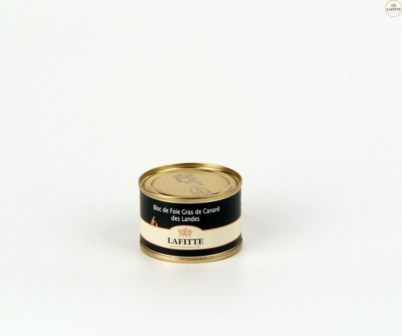 Kachní Foie gras blok, plechovka, 65g