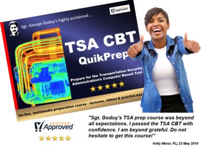 TSA CBT QuikPrep Course