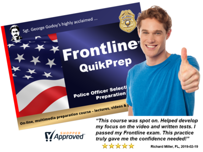 Frontline QuikPrep Course