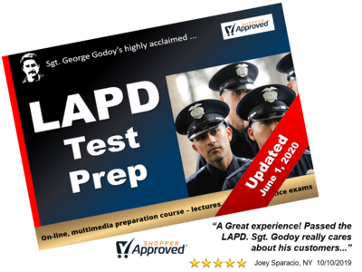 LAPD Test Prep Course