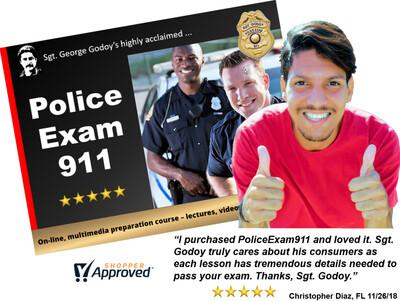 PoliceExam911 Prep Course