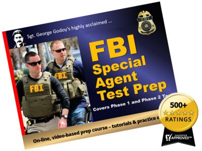 FBI Special Agent Test Prep