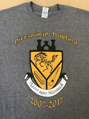 2017 Puca Pub Crawl Shirt - 10 Year Anniversery