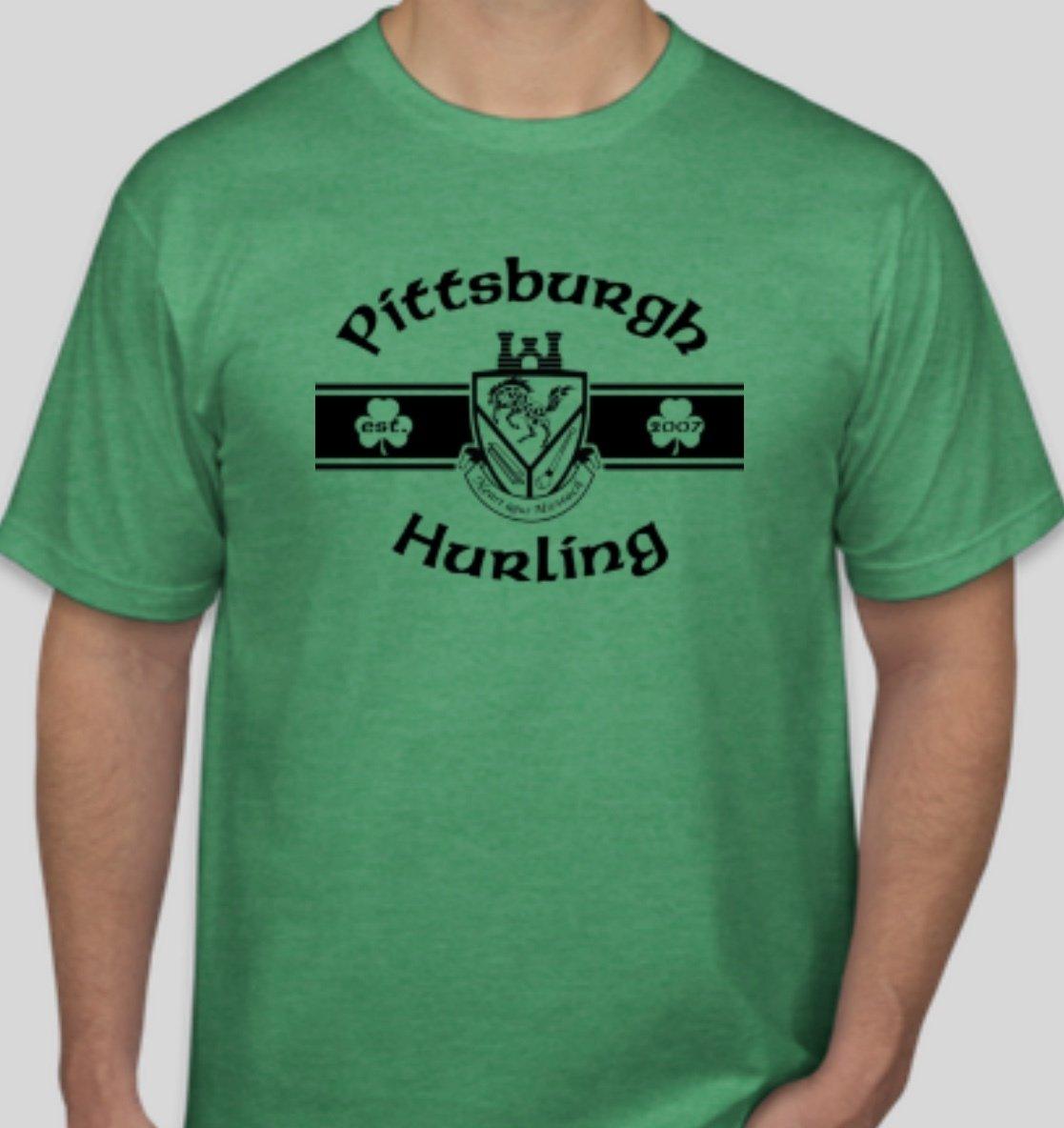2018 Pittsburgh Hurling Shirt