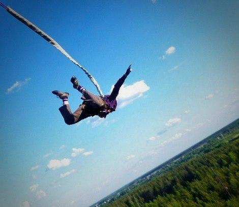 Прыжок с вышки - Корпуса. Рекомендовано ранее прыгавшим!