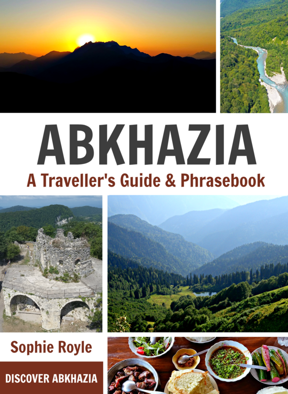 Abkhazia: A Traveller's Guide and Phrasebook (IN STOCK)