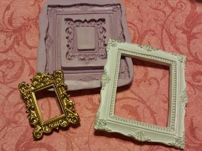 Double Rectangle Frame Mold