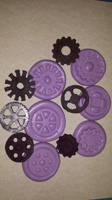 Gear Molds