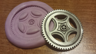 Large Gear Mold