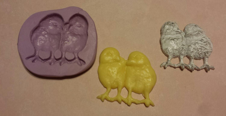 Birds/Chicks Mold