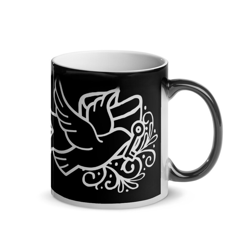 """From Law to Spirit"" Mug"