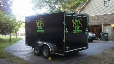 Live 4 Tay Foundation Trailer Sponsorship