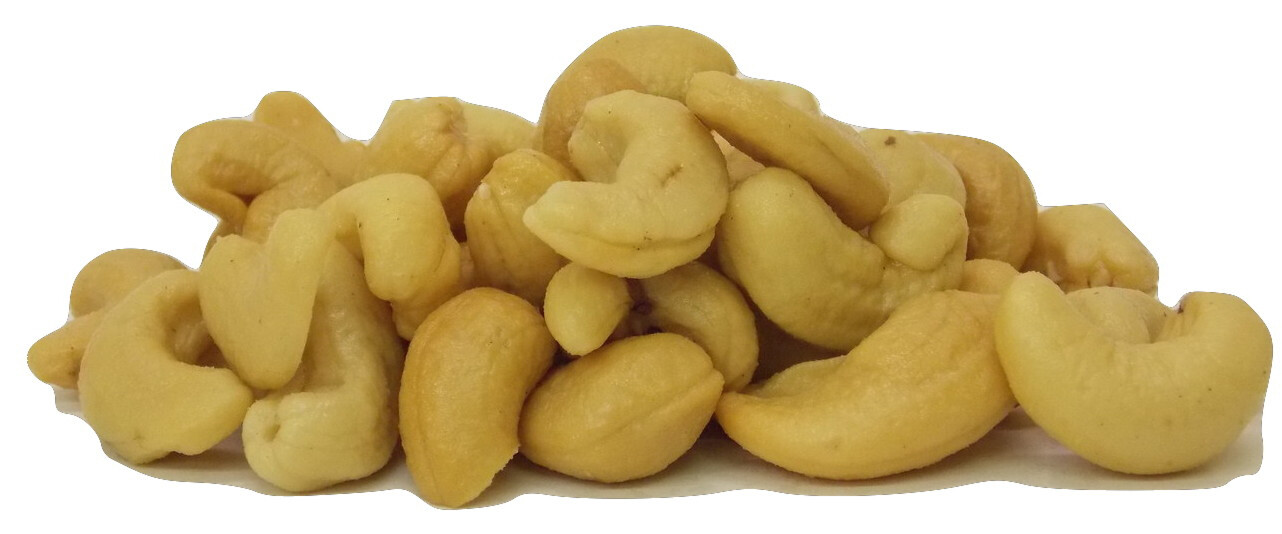 No Salt Jumbo Cashews