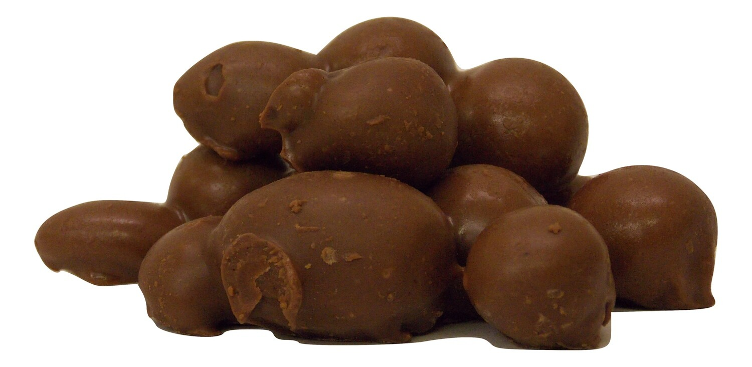Double Dipped Chocolate Peanuts