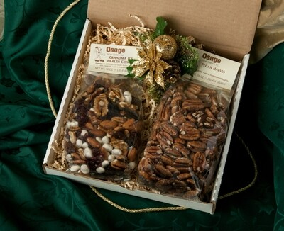 Two 1 lb Bags in a Gift Box