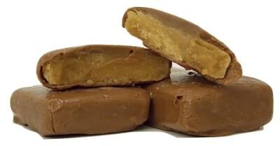 Chocolate English Toffee Squares