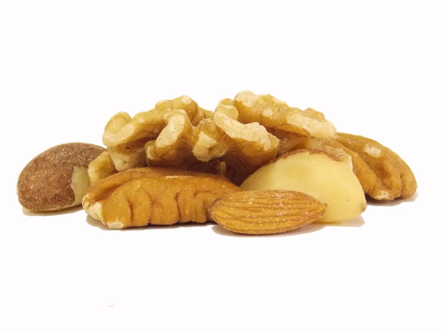 Grandma B's Natural Nut Mix