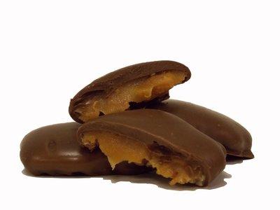 Chocolate Peanut Turtles