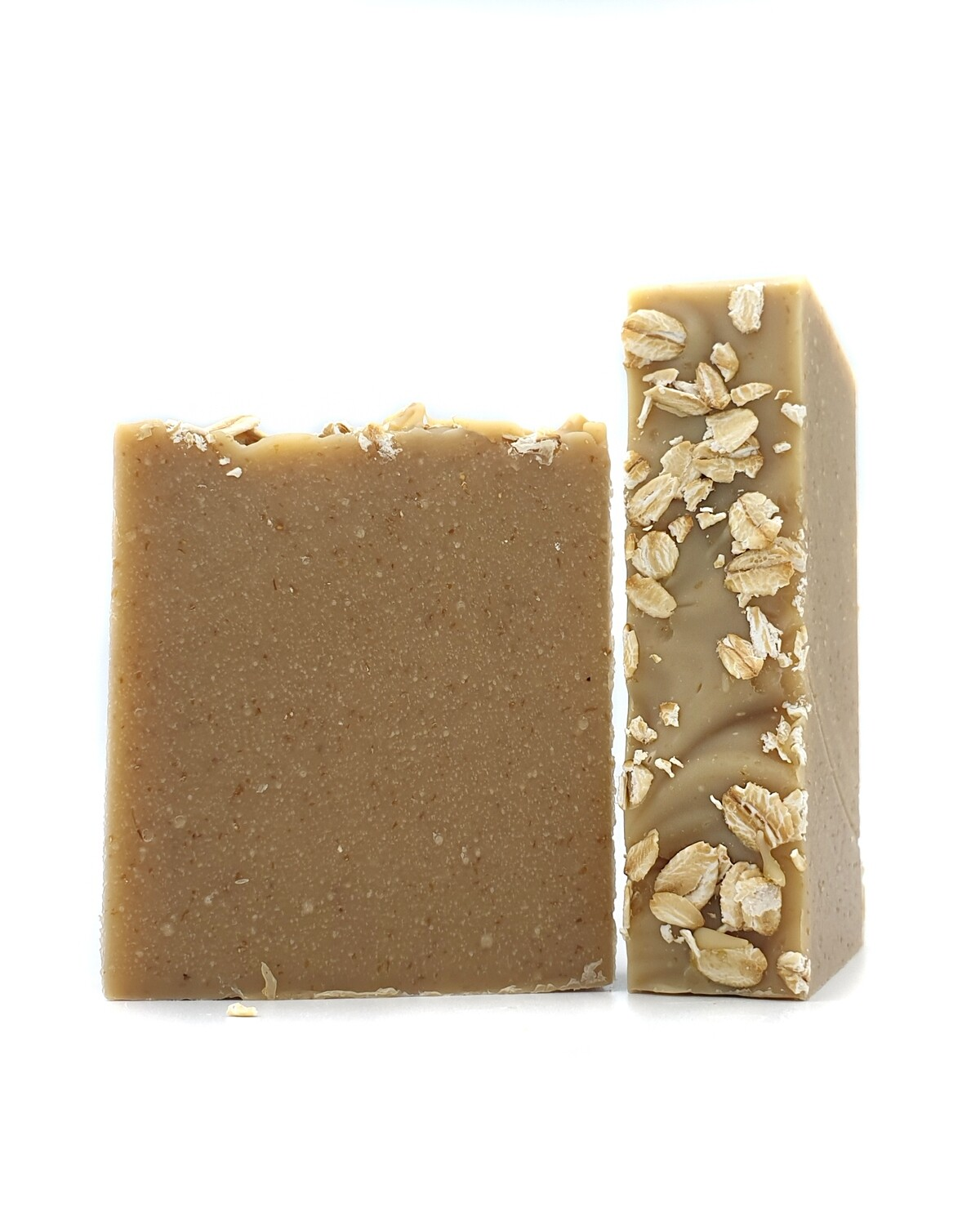 Oatmeal, Goatsmilk & Honey Soap - Large