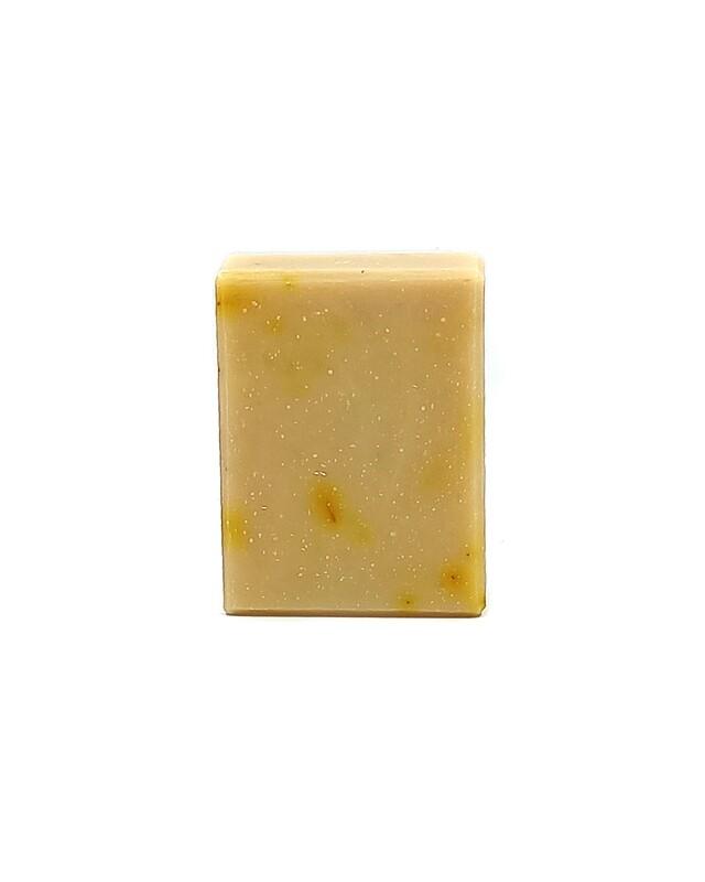 Sandalwood & Saffron Soap