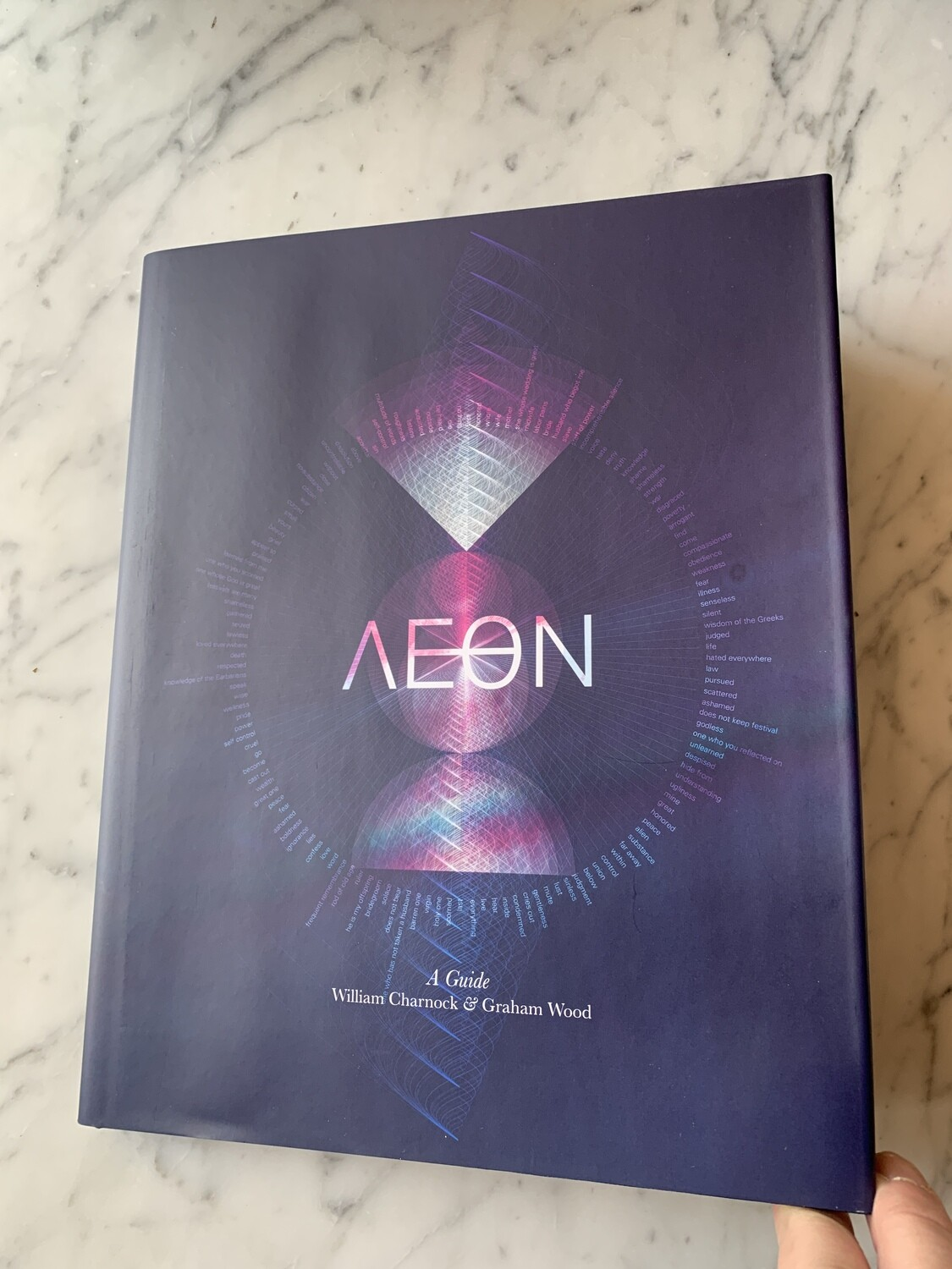 AEON: LIMITED FIRST EDITION BOOK + CARDS